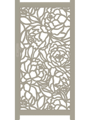 Bloom Screen Gate - Black - Tall
