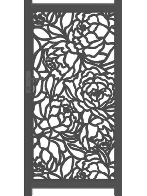 Bloom Screen Gate - Dove Grey - 3ft height