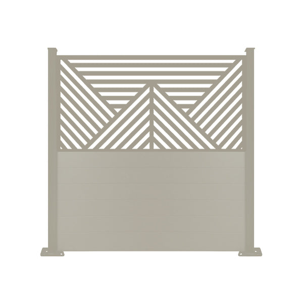 Vector Cream Screen Fence - 7ft