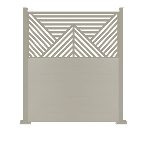 Vector Screen Fence