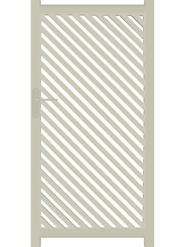Vector Screen Gate - Cream