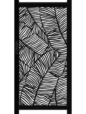 Verdure Screen Gate - Black- 3ft height