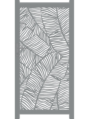 Verdure Screen Gate - Dove Grey - 3ft height