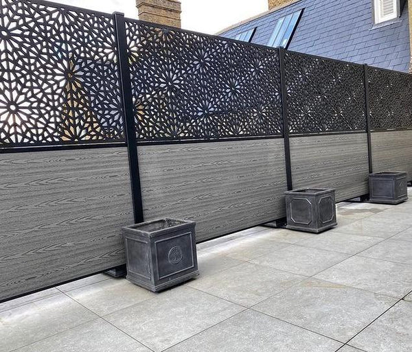 Moucharabiya Screen Fence