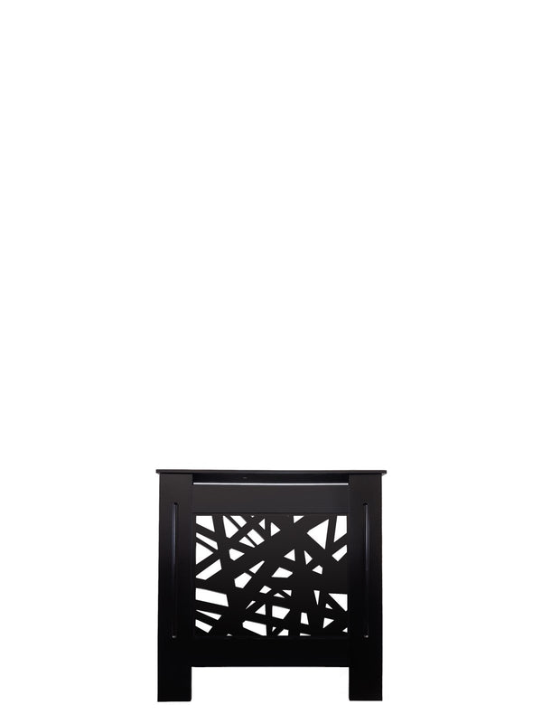 Black Radiator Cover - Kerplunk - 78cm