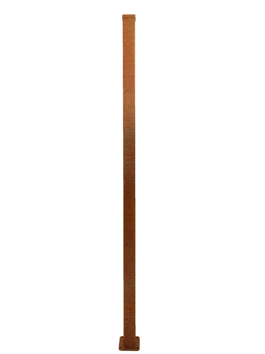 Full Height 6ft Post - Corten