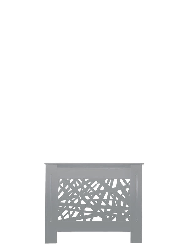 Dove Grey Radiator Cover - Kerplunk - 78cm