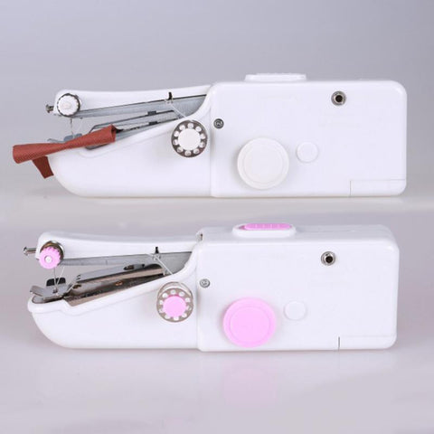 Hot Sale Portable Hand-Held Sewing Machine