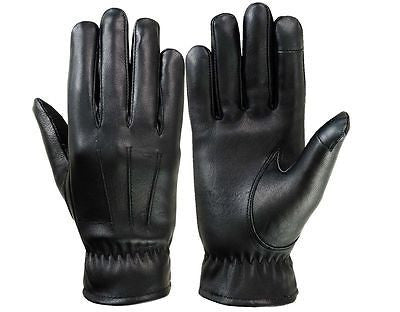 Ladies Winter Dress Gloves Soft Thermal Lining Dressing Leather Touch Screen - Scout Performance Gear