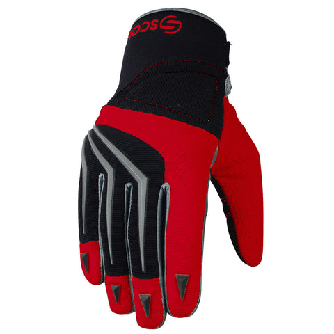 SPG Motocross Racing MX Gloves Off Road Dirt Bike Racer Men Glove - Scout Performance Gear