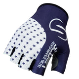 SPG Cycling Gloves Bicycle Sports Glove - Star Series Blue - Scout Performance Gear