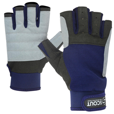 New Sailing Gloves Kayak Yachting WaterSki Sports Boating Glove Navy Blue