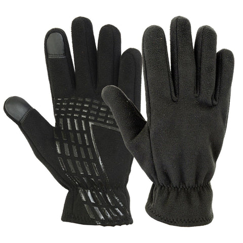 New Men Winter Gloves Thick Fleece Warm Windproof Ski Motorbike Glove