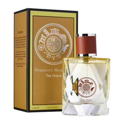 Orient oriental perfume unisex for every singapore girl and men what a nice perfume and aroma The pure balance was created by adding Agarwood, Sandalwood, Neroli, Rose, Champaka and other Asian flowers.