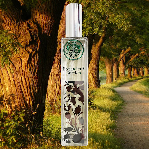 Sunrise in botanical garden singapore heritage room scent fragrance diffuser perfect gift souvenir