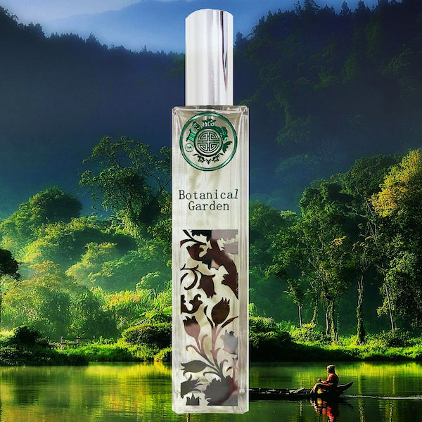 scent Sunrise in botanical garden singapore heritage room scent fragrance diffuser perfect gift souvenir