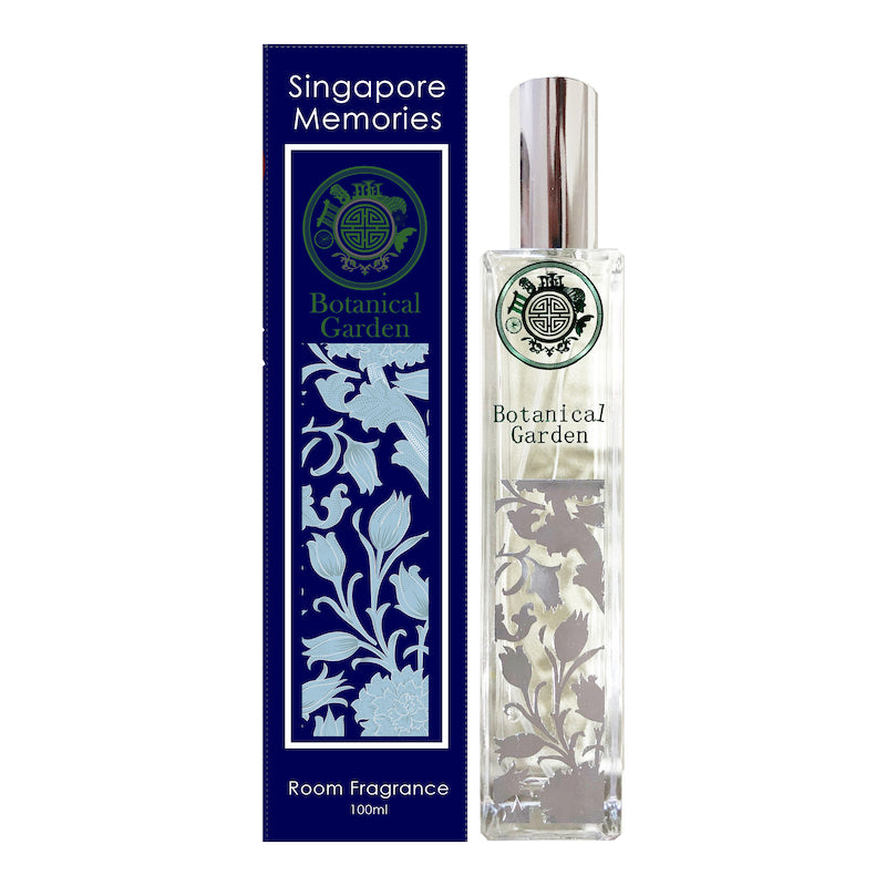 Sunrise in botanical garden room fragrance singapore heritage room scent fragrance diffuser perfect gift souvenir