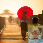 Singapore Perfume Collections Online : Singapore Memories , The Orient An Orchid Perfume Souvenir & gift