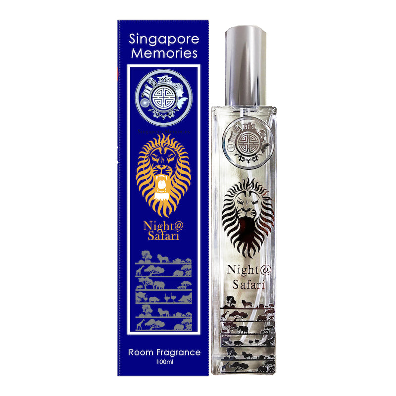 night safari smell singapore heritage room scent fragrance diffuser perfect gift souvenir