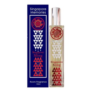 great gift Singaporean sling drink corporate gift and souvenir scented room fragrance reed diffuser and aromatherapy