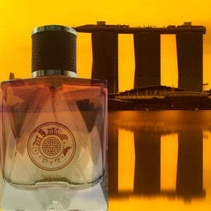 Online perfume store - Singapore Memories, a perfect Gift for Overseas Friend. Perfume made from Aranda Orchids. Aranda 1965