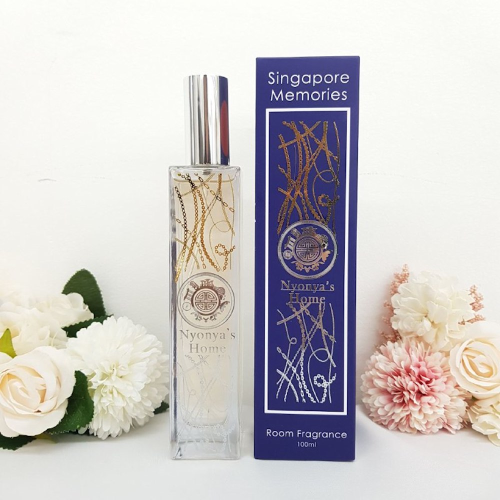 Nyonya perfume scent serum singapore room scent fragrance diffuser