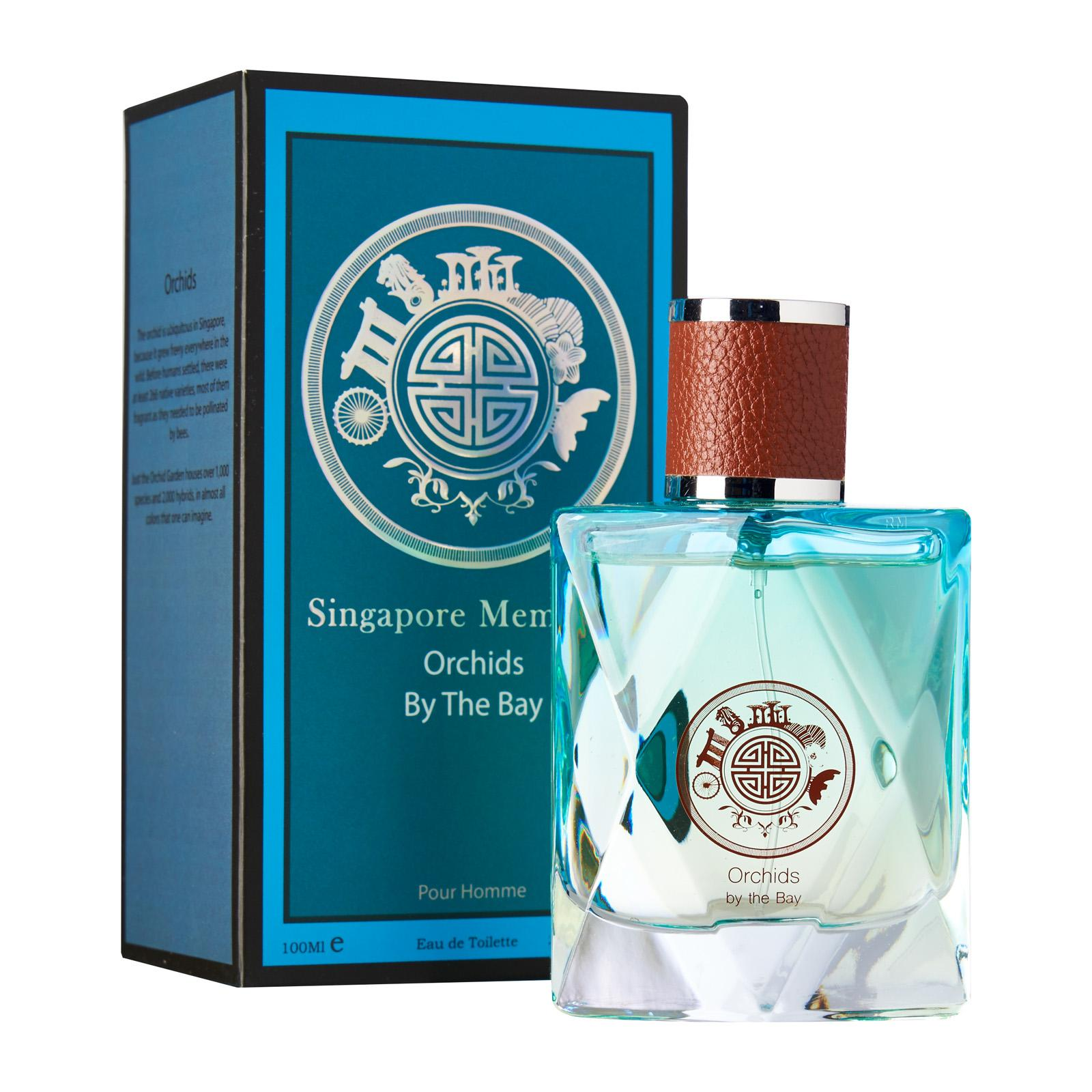 Singapore Perfume Online Store : Singapore Memories , Orchids By The Bay best souvenir and gift from Singapore
