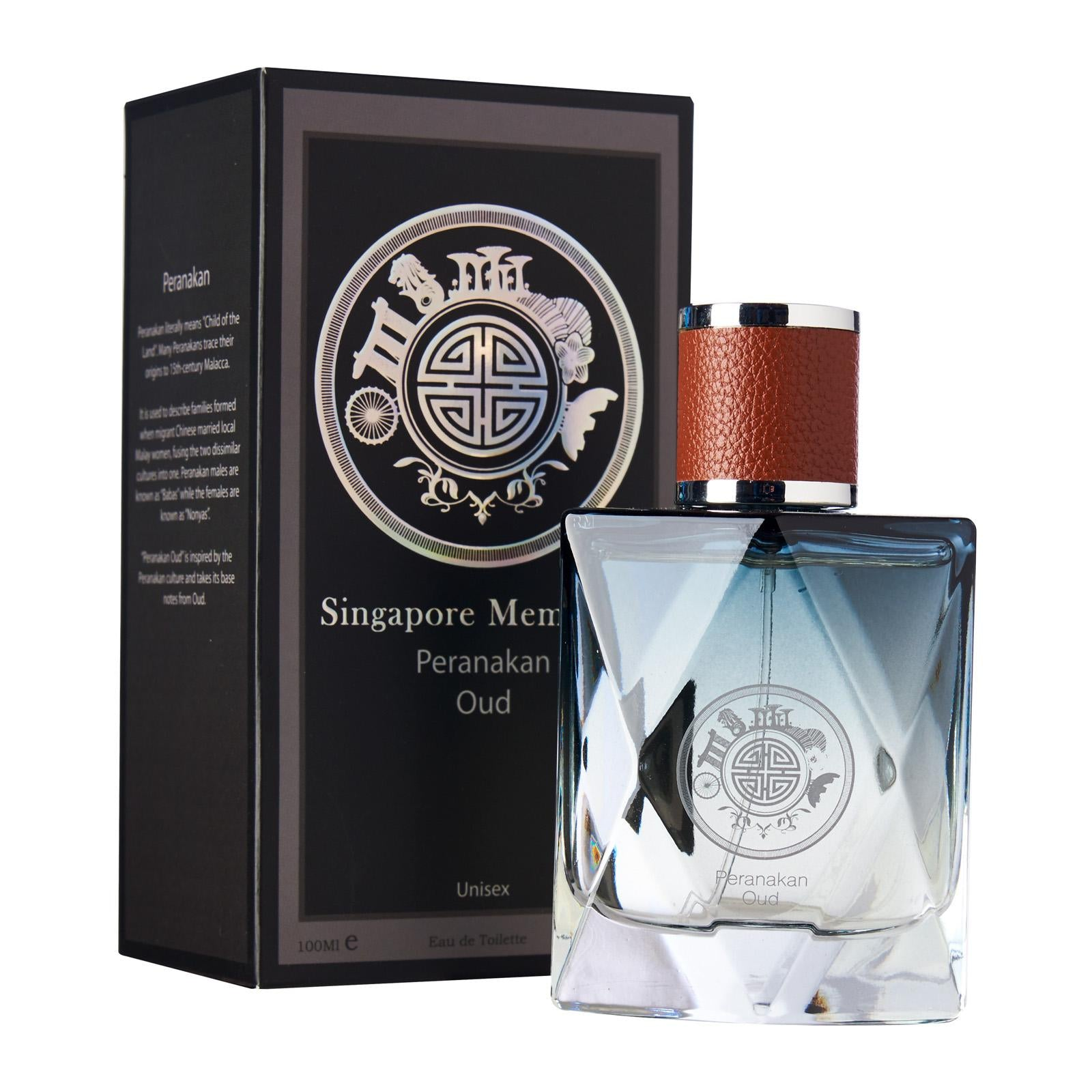 Best gift Singapore Online Perfume Collections : Singapore Memories & Peranakan Oud : Scented gift for overseas friends and corporate gift