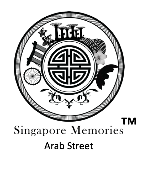 aroma Blessings from Arab Street singapore heritage room scent fragrance diffuser perfect gift souvenir