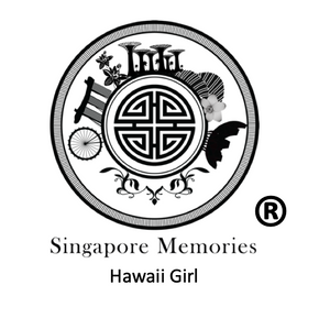 hawaii girl Singapore girl perfume first lady orchid perfume from 1960 old singapore memories