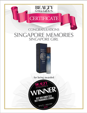 Singapore Girl perfume for her by Singapore Memories , Singapore Girl Perfume, Gift for Overseas Friend, Singapore Girl Perfume, Sg Girl, Sg lady, Singapore lady perfume, SIA, Airlines