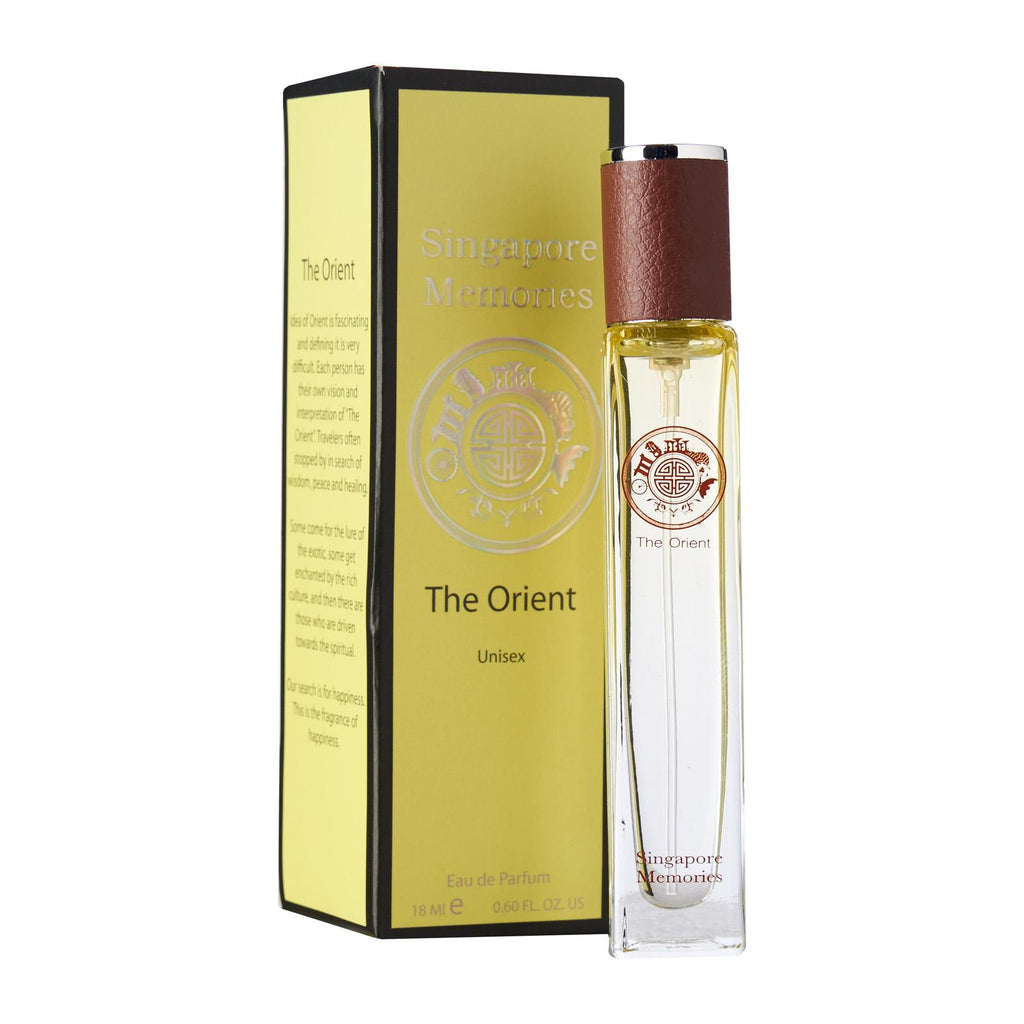 Singapore Perfume Collections Online : Singapore Memories , The Orient : An Orchid Perfume Souvenir & gift