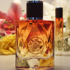 Revival of Iconic Reves De Singapour Perfume - 'Dreams of Singapore' was exactly that. best brilliant orchid scent mix of notes