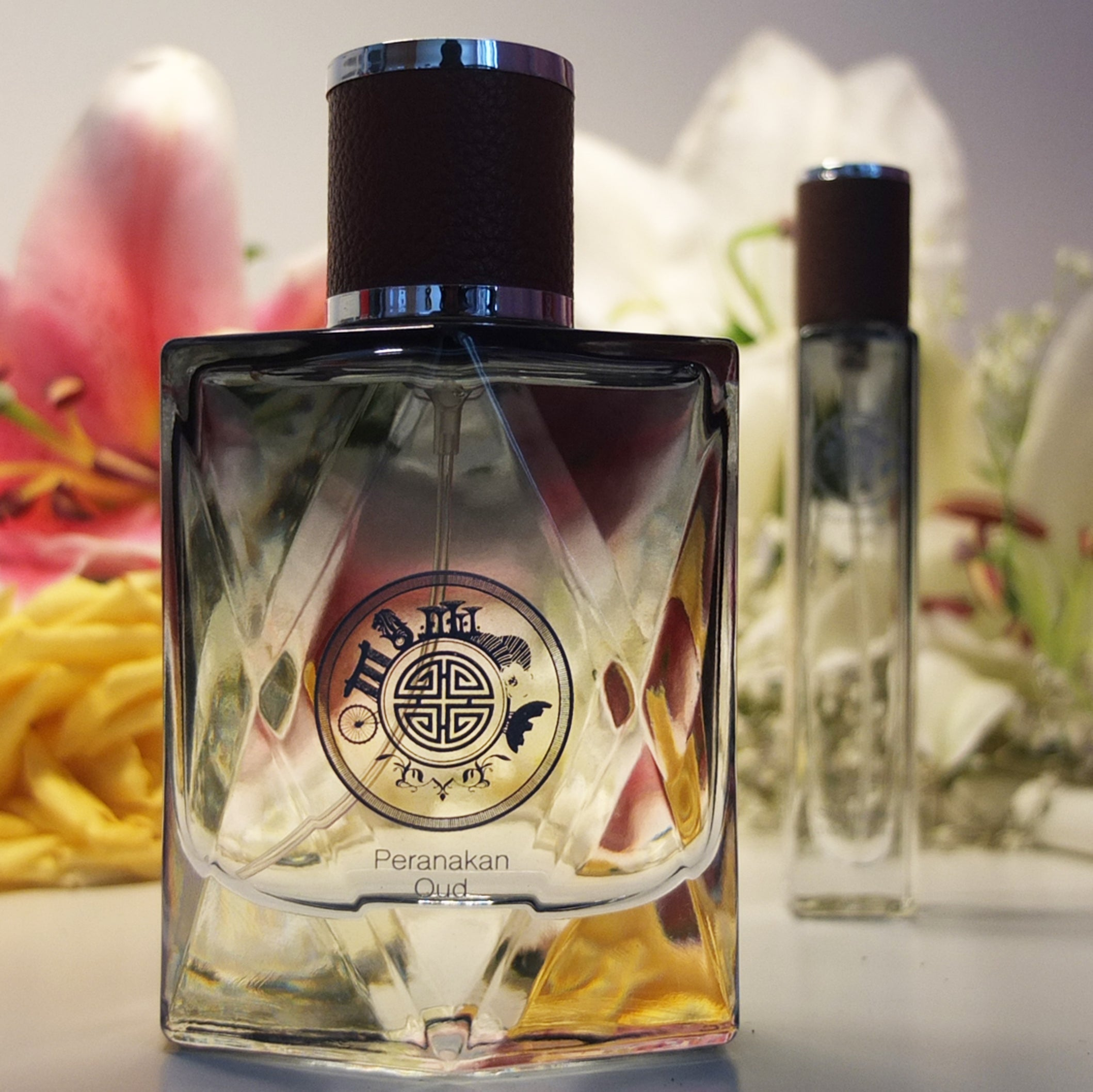 Online Perfume Collections Singapore : Singapore Memories brings Peranakan Oud, a perfect Orchids perfume for friends and family gifting