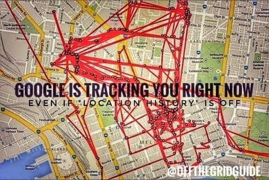 Google Tracking Hack - Stop the Trace