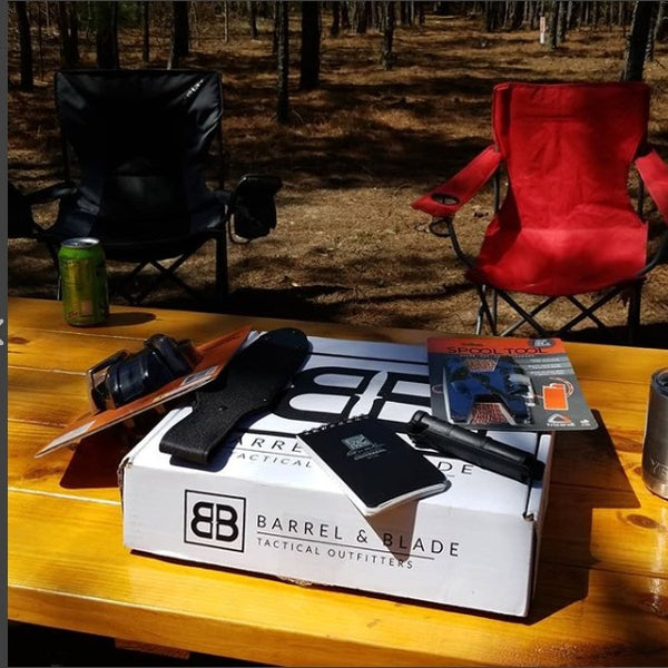 Tactical and Survival Subscription Box - Barrel and Blade Q&A