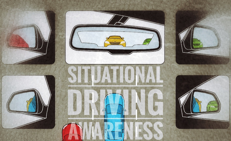Tactical Driving 101 - Mirrors and Situational Awareness