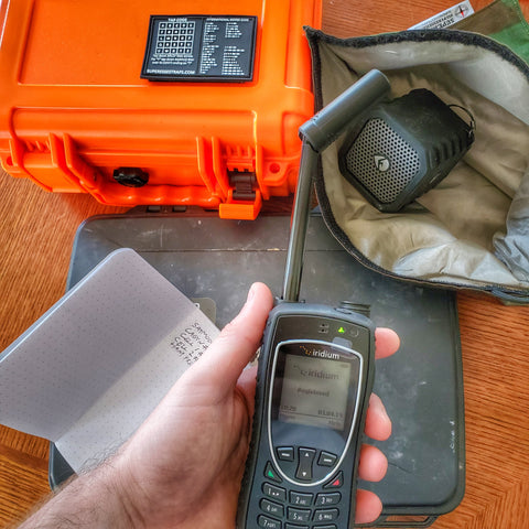 Survival phone