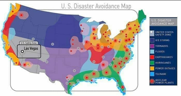 Disasters Zones