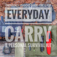 Grayman EDC and Personal Survival Kit PSK