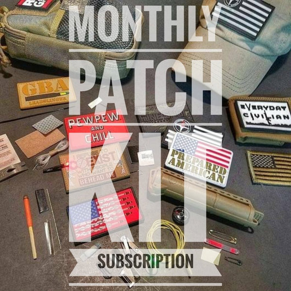 Morale Patch Survival Kit
