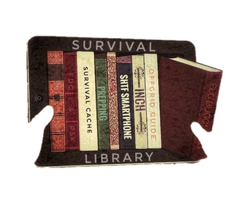 Prepping and Survival Library - Full Access to all downloads.