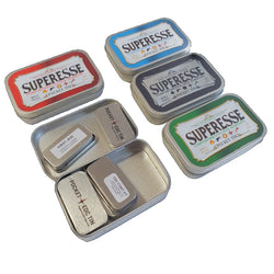 EDC Pocket Tin - Compartmentalized Survival Kits