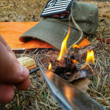 Fire Patch Kit: fire crafting supplies and tinder