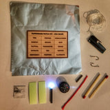 Bug Out Patch Kit: offgrid survival back-up package