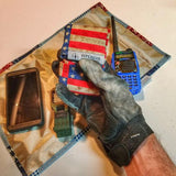 Handkerchief of the Month - Handmade multipurpose EDC hank delivered monthly or quarterly.