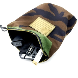 Survival Pouch for Scouting