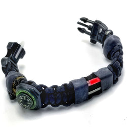 Expeditious Band - Quick Deploy SERE, Hunting, and EDC Survival Bracelet.