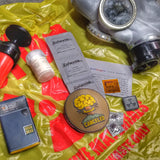Nuclear Patch Kit: Radiation Preparedness to Detect RAD and Counter Fallout Effects.