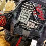 "Supply ""MacGyver"" Patch Kit: Everyday Carry items for improvising in tasks completions"